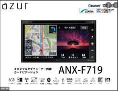 Магнитофон Toyota Prius [Azuranxf719] NHW20 1Nzfxe, передний [156723]