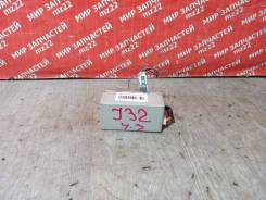 Замок зажигания Nissan Teana J32, (контракт. ), VQ25DE, 4-3, блок StartStop, без ключа