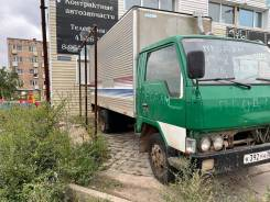 Hyundai Mighty, 1990