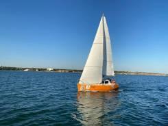Парусна яхта