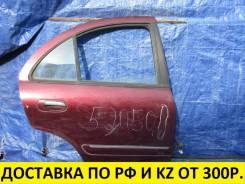 Дверь Nissan Bluebird Sylphy QNG10 Правая Задняя T52050
