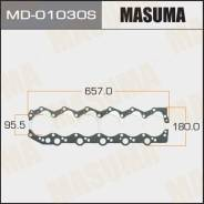 Прокладка головки блока цилиндров Masuma 1HZ, 1HDT (1/10)