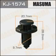 Клипса крепежная Masuma KJ-1574 (OEM 909140007)