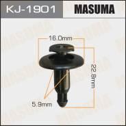 Клипса крепежная Masuma KJ-1901 (OEM 909140012)