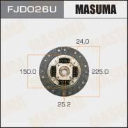 Диск сцепления Masuma 225*150*24*25.2