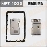 Фильтр трансмиссии Masuma (SF169, JT429K) с прокладкой поддона, арт. MFT-1036