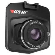"Видеорегистратор Artway AV-510, 3 Мп, 1920х1080, обзор 120°, экран 2.4"", 1 камера"