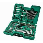 """Набор инструментов SATA, под размеры 1/2"""", 1/4"""" и 3/8"""", комплект 150 предметов, арт. 09510 (New)"""