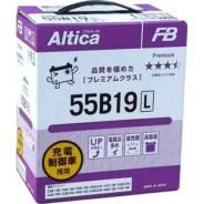 Аккумулятор FB Altica Premium 55B19L 50Ач, CCA 450А, обслуживаемый