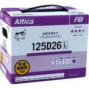 Аккумулятор FB Altica Premium 125D26L, 85Ач, CCA 800А, обслуживаемый