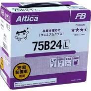 Аккумулятор FB Altica Premium 75B24L 60Ач, CCA 570А, обслуживаемый