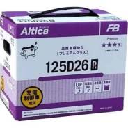 Аккумулятор FB Altica Premium 125D26R, 85Ач, CCA 800А, обслуживаемый