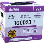 Аккумулятор FB Altica Premium 100D23L, 75Ач, CCA 700А, обслуживаемый