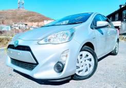 Сдам под выкуп автокредит Toyota Aqua 2017 без пробега по РФ от1300р/д