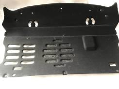 Обшивка багажника Audi A8 D3 2006 [4E0867437]