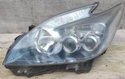 Фара левая 81150-47340 ( 47-30 ) Toyota Prius 30 б/у с распила