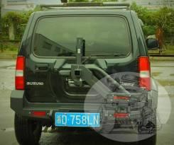 Бампер передний Suzuki Jimny (Leopard)
