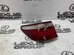 Фонарь наружный Lexus Ls460 2006 [8156150160] USF40L 1Urfse, задний левый