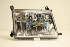 Фара правая Toyota L/C 100 98-04 стекло (212-11С1) +