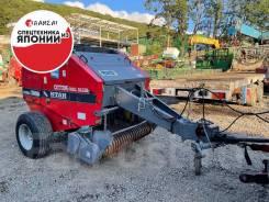 Видео! Пресс подборщик Star Middle 2000 широкий подборщик 150-200 кг