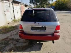 Бампер Honda Odyssey, задний RA1