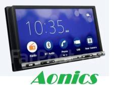 Автомагнитола Sony XAV-3500 , блютуз. WebLink 2din cam