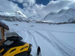 BRP Ski-Doo Summit X, 2013
