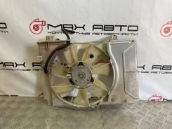 Диффузор радиатора (вентилятор) Toyota Vitz 1999-2005 [1636323020] SCP10 1SZ-FE