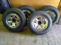 Продам комплект зимних колёс на Хайс, Дюну