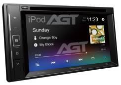 "Автомагнитола Pioneer AVH-A240BT 6.2"" CD DVD USB AUX Bluetooth WebLink"