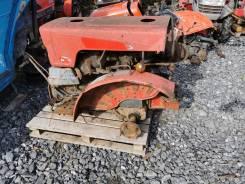 Японскии мини трактор Shibaura SD1400 в разбор от компании Котамото.