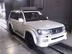 Рейленги на крышу. оригинал. Toyota Land Cruiser 100.