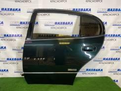 Дверь Toyota Aristo 2000-2004 [6700430551] JZS160 2JZ-GE, задняя левая