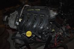 Двигатель Renault Scenic 2003 - 2009 2 Поколение (Рестайлинг) K4M