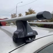 """Багажник на крышу Nissan Bluebird магазин """"Мир автолюбителя"""""""