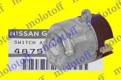 Контактная группа замка зажигания, Nissan, (Новая, Оригинал), (007655)