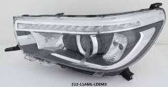 ФАРА Toyota Hilux PICK UP #N12# `15-18 LH, левая передняя