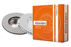 Тормозные диски Nisshinbo Япония |низкая цена|Гарантия| доставка по РФ