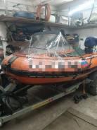 Лодка solar 420 strela Mercury 25jet