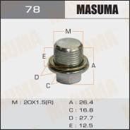 "Болт маслосливной A/T ""Masuma"" Subaru Forester. SF5. SF9"
