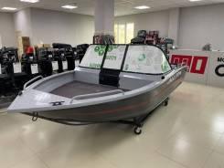 Моторная лодка Aluton 430FISH