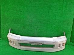 Бампер Mitsubishi Chariot Grandis, N94W; N84W; N96W; N86W [003W0055381], передний