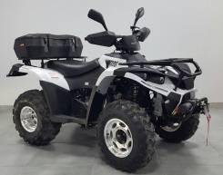 Linhai-Yamaha D300, 2021