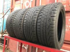 Шина БУ Комплект 225/55 R17 Pirelli Winter 240 Sottozero 2. Износ 15%.