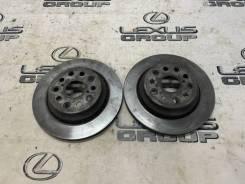 Тормозной диск Lexus Ls460 2006 [4243150090] USF40L 1Urfse, задний