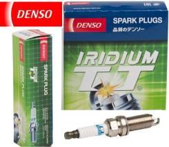 Комплект свечей зажигания Denso Япония / замена в сто / доставка по РФ