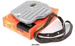 Фильтр АКПП Toyota (1MZFE/1Azfse/2AZFE/3SFSE/5SFE/2ZZGE/3ZRFE ) Trans. U240E/U240F/U241E/ U241F `99- с прокладкой (1шт. ) Just Drive - Китай, передний