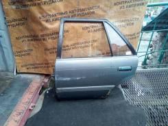 Дверь боковая Toyota Corona AT170, левая задняя