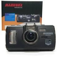 """Видеорегистратор автомобильный Marubox M320FHD на лобовое стекло, 5Мп, 2304x1296, обзор 170°, экран 3.0"""""""