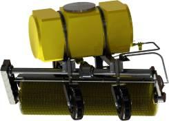 Щетка МК-3 (МКЗЛ)- с баком для воды (бак 500л, на базе МК-2, усиленные колеса)